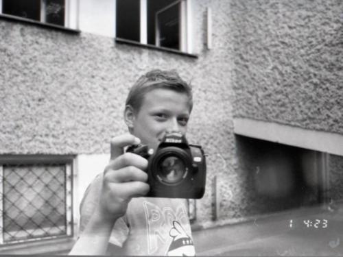 Zdjęcia z aparatu analogowego